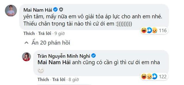 Bomman vừa khăn gói Nam tiến, Minh Nghi đã công khai... đòi cưới? - Ảnh 2.