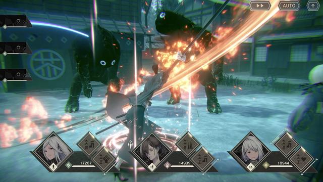 Cận cảnh NieR Mobile vừa mới ra mắt, đồ họa xuất sắc nhưng có xứng đáng là đệ của NieR: Automata - Ảnh 4.