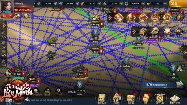 Tìm ra tựa game chiến thuật lời bậc nhất hiện nay - Tam Quốc Liên Minh: Chơi 1 được 3, càng chơi càng vui không bao giờ chán! - Ảnh 4.
