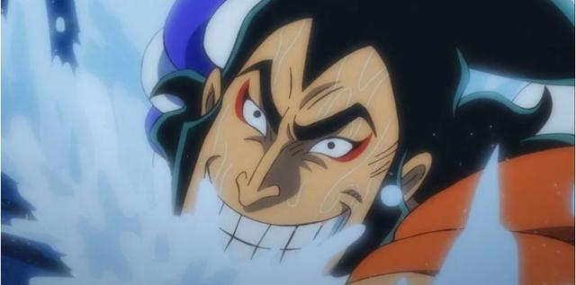 One Piece: Cuộc đụng độ bất ngờ với Râu Trắng giúp Oden trở thành hải tặc huyền thoại đã có trên anime - Ảnh 3.