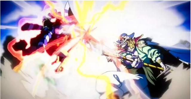 One Piece: Cuộc đụng độ bất ngờ với Râu Trắng giúp Oden trở thành hải tặc huyền thoại đã có trên anime - Ảnh 1.