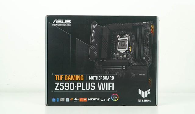 Đập hộp cặp đôi ASUS Z590 TUF và STRIX E-Gaming: Bo mạch chủ đỉnh cao cho anh em lên đời CPU thế hệ 11 - Ảnh 1.