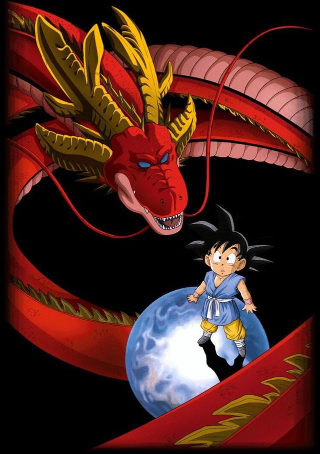 Dragon Ball Super: Ultimate Shenron mà Granola triệu hồi là rồng thần đã xuất hiện trong phần GT và bị fan ví giống con lươn - Ảnh 5.