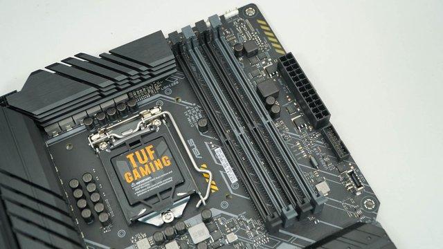 Đập hộp cặp đôi ASUS Z590 TUF và STRIX E-Gaming: Bo mạch chủ đỉnh cao cho anh em lên đời CPU thế hệ 11 - Ảnh 5.