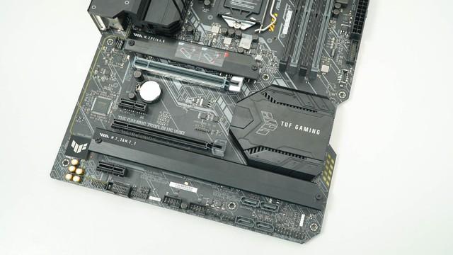 Đập hộp cặp đôi ASUS Z590 TUF và STRIX E-Gaming: Bo mạch chủ đỉnh cao cho anh em lên đời CPU thế hệ 11 - Ảnh 6.