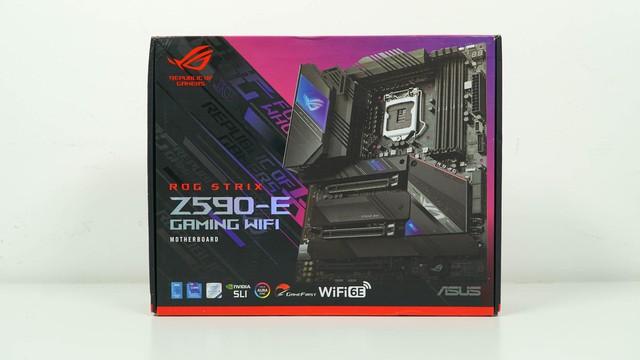Đập hộp cặp đôi ASUS Z590 TUF và STRIX E-Gaming: Bo mạch chủ đỉnh cao cho anh em lên đời CPU thế hệ 11 - Ảnh 9.