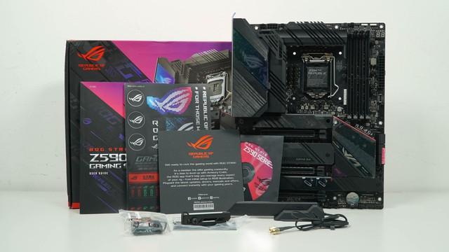 Đập hộp cặp đôi ASUS Z590 TUF và STRIX E-Gaming: Bo mạch chủ đỉnh cao cho anh em lên đời CPU thế hệ 11 - Ảnh 10.