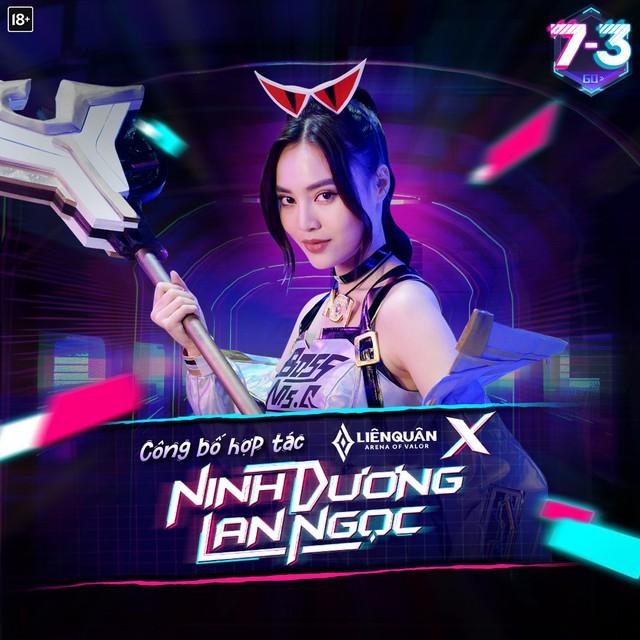 """Ngọc nữ của màn ảnh Việt cũng chơi Liên Quân, thú nhận mình """"ủ mưu"""" lớn - Ảnh 1."""