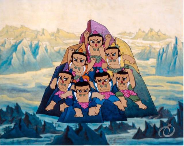 12 bộ phim hoạt hình đã trở thành huyền thoại trong tuổi thơ 8x, 9x, liệu bạn nhớ bao nhiêu? - Ảnh 1.