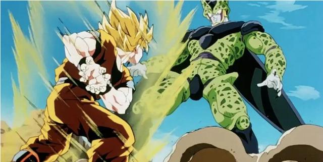 Dragon Ball: Tại sao Goku lại cho Perfect Cell một hạt đậu thần, dụng ý vì muốn con trai mình phát huy được hết sức mạnh? - Ảnh 2.
