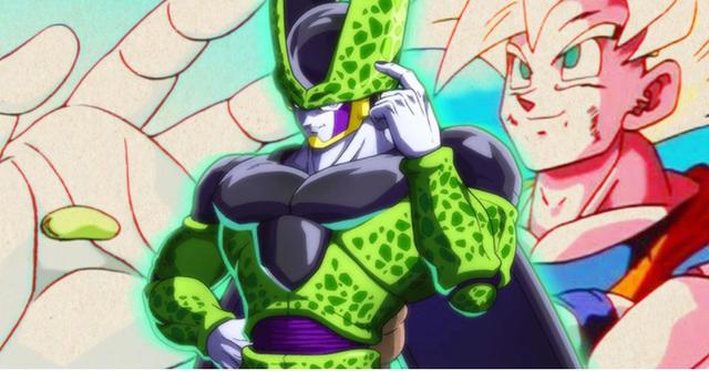 Dragon Ball: Tại sao Goku lại cho Perfect Cell một hạt đậu thần, dụng ý vì muốn con trai mình phát huy được hết sức mạnh? - Ảnh 1.