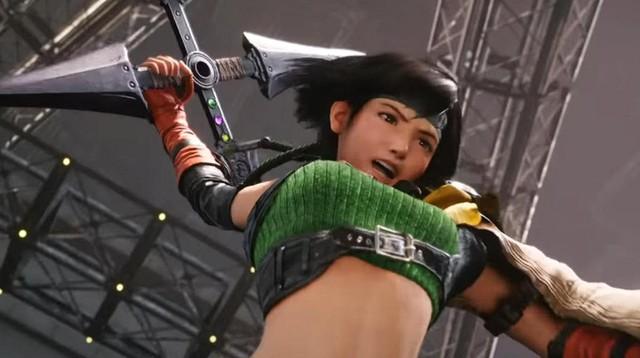 Game thủ xôn xao trước nhân vật xinh đẹp Yuffie trong bản DLC mới của Final Fantasy 7 Remake - Ảnh 3.