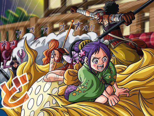 One Piece: Chi tiết quan trọng cho thấy kibidango của Tama hoàn toàn vô dụng với hệ Zoan - Ảnh 5.