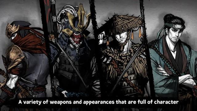 Ronin: The Last Samurai tựa game vượt ải với cơ chế màn hình ngang siêu hot -1614473090901214407614