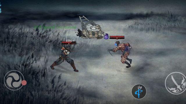 Ronin: The Last Samurai tựa game vượt ải với cơ chế màn hình ngang siêu hot -16144730918621838580416
