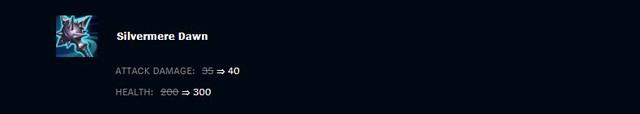LMHT: Được Riot ưu ái gia tăng sức mạnh nhưng Chùy Bạch Ngân vẫn bị game thủ vứt xó - Ảnh 1.