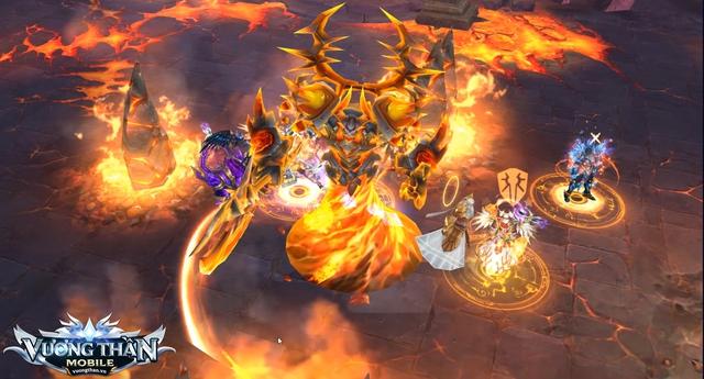 Trải nghiệm Vương Thần Mobile - Vị Vua mới của dòng game thần thoại Châu Âu qua loạt ảnh Việt hóa độc quyền - Ảnh 3.