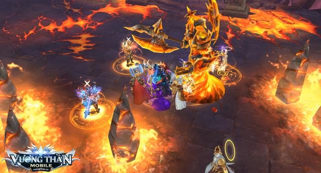 Trải nghiệm Vương Thần Mobile - Vị Vua mới của dòng game thần thoại Châu Âu qua loạt ảnh Việt hóa độc quyền - Ảnh 1.