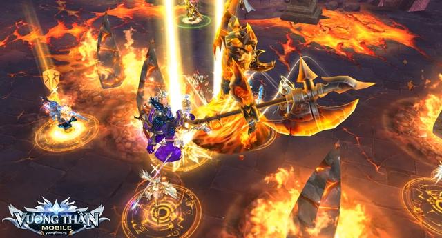 Trải nghiệm Vương Thần Mobile - Vị Vua mới của dòng game thần thoại Châu Âu qua loạt ảnh Việt hóa độc quyền - Ảnh 6.