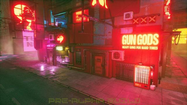 Xuất hiện tựa game kết hợp giữa Cyberpunk 2077 và GTA 2, cho phép game thủ thoải mái phá làng phá xóm - Ảnh 2.