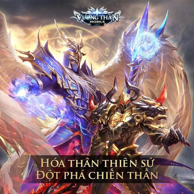 Trải nghiệm Vương Thần Mobile - Vị Vua mới của dòng game thần thoại Châu Âu qua loạt ảnh Việt hóa độc quyền - Ảnh 5.