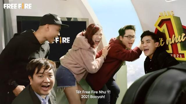 Free Fire làm phim cà khịa Cậu Vàng với Bác Gấu đóng vai Lão Hạc, hé lộ quà tặng cực xịn cho game thủ Free FIre - Ảnh 1.