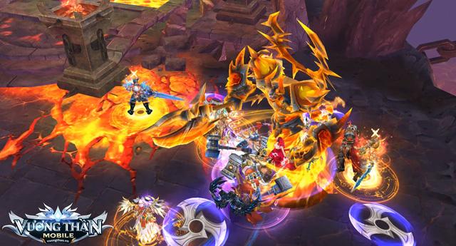 Trải nghiệm Vương Thần Mobile - Vị Vua mới của dòng game thần thoại Châu Âu qua loạt ảnh Việt hóa độc quyền - Ảnh 2.