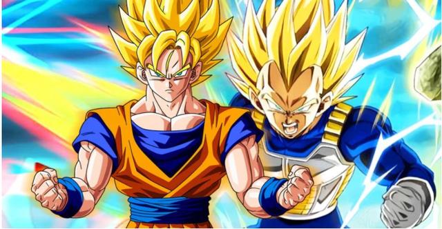 Dragon Ball Z: Goku và Vegeta có thể duy trì Super Saiyan mọi lúc nhưng có giới hạn - Ảnh 1.