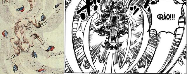 One Piece: Soi những chi tiết thú vị trong chap 1002, Pandaman xuất hiện, Big Mom hoá thân thần sấm (P.1) - Ảnh 3.