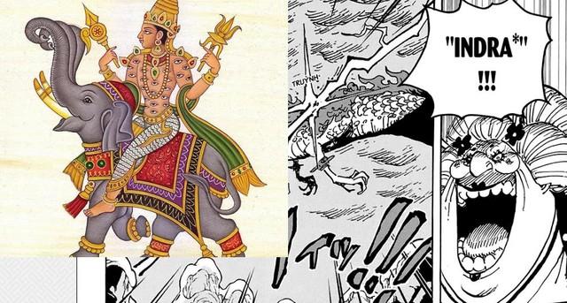 One Piece: Soi những chi tiết thú vị trong chap 1002, Pandaman xuất hiện, Big Mom hoá thân thần sấm (P.1) - Ảnh 10.