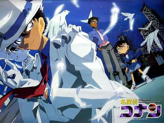 Spoil Thám Tử Lừng Danh Conan chap 1069: Hattori tỏ tình thất bại, Kaito Kid xuất hiện trở lại - Ảnh 4.