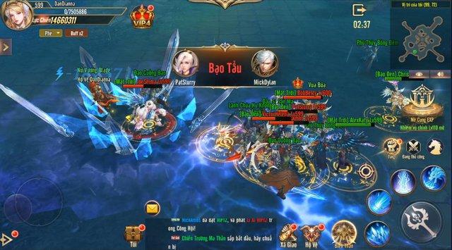 Anh hùng đầy rẫy nhưng ngôi Vương muôn đời chỉ có 1: Vương Thần Mobile là hành trình truy cầu Chiến Binh Đệ Nhất, không dành cho kẻ yếu tim - Ảnh 10.