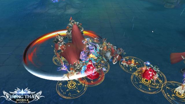 Anh hùng đầy rẫy nhưng ngôi Vương muôn đời chỉ có 1: Vương Thần Mobile là hành trình truy cầu Chiến Binh Đệ Nhất, không dành cho kẻ yếu tim - Ảnh 8.