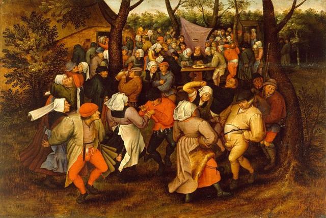 5 bí ẩn chết người thời Trung Cổ, rùng rợn nhất là phấn trang điểm góa phụ và bệnh nhảy múa đến chết - Ảnh 5.