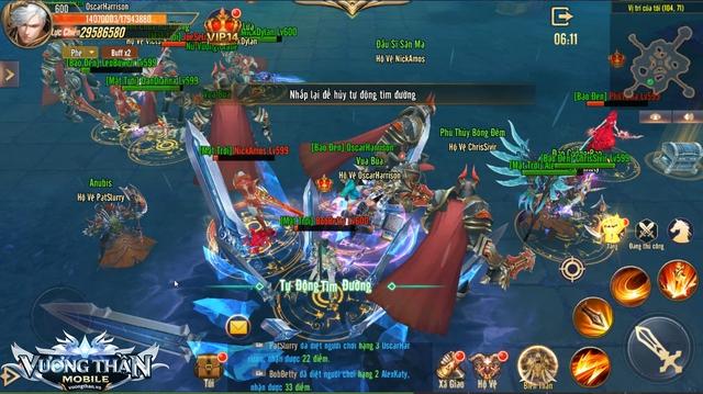 Anh hùng đầy rẫy nhưng ngôi Vương muôn đời chỉ có 1: Vương Thần Mobile là hành trình truy cầu Chiến Binh Đệ Nhất, không dành cho kẻ yếu tim - Ảnh 7.