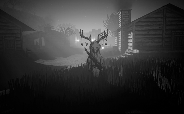 Free download Night in Riverager, horror game with absolute score 100/100 - Photo 2.
