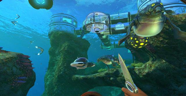After the success of part 2, the undersea survival game Subnautica 3 is about to be released - Photo 2.
