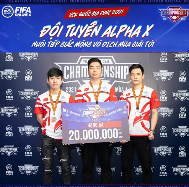 Giải đấu FFO4 danh giá FNVC 2021 Mùa 1 khép lại với sự vươn lên của lớp trẻ và cái kết viên mãn cho nhà Đương Kim Vô Địch - Ảnh 4.
