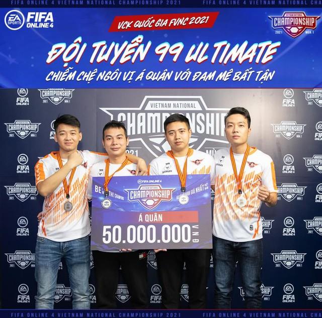 Giải đấu FFO4 danh giá FNVC 2021 Mùa 1 khép lại với sự vươn lên của lớp trẻ và cái kết viên mãn cho nhà Đương Kim Vô Địch - Ảnh 5.