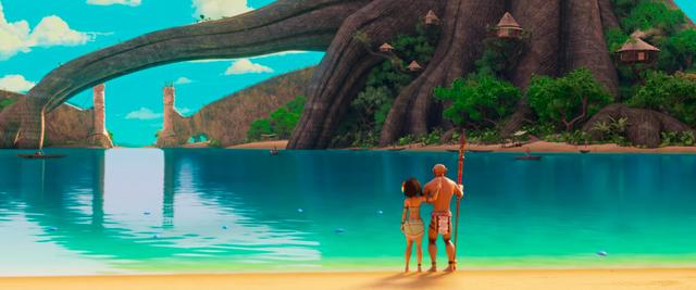Hóa ra thiên nhiên luôn là nguồn cảm hứng bất tận của các bộ phim hoạt hình - Ảnh 6.