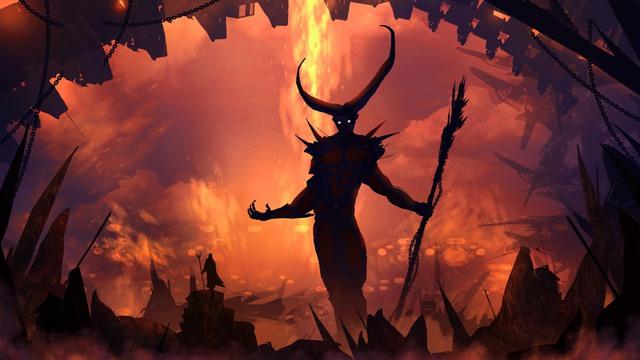Ngoài Satan và Lucifer, còn những con quỷ nào khác nắm giữ sức mạnh tương đương? - Ảnh 3.