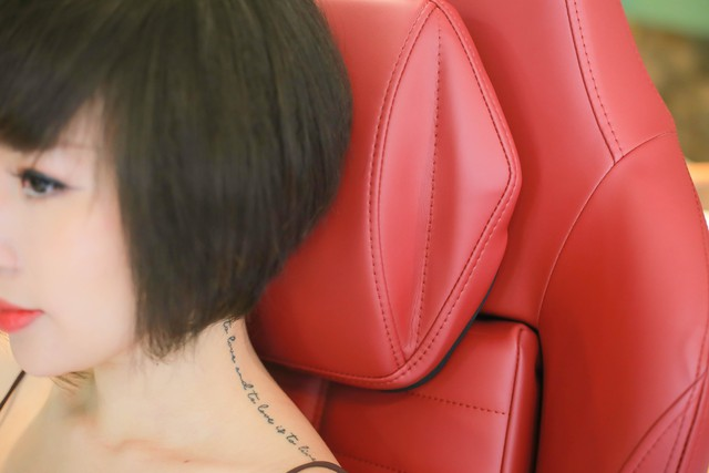 Gaming chair level DXRacer Master Series: The feeling of a tycoon!  - Photo 4.