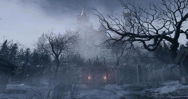 Lộ bản đồ cực kỳ rộng lớn của Resident Evil 8 với rất nhiều ngôi làng, lâu đài bí ẩn - Ảnh 1.