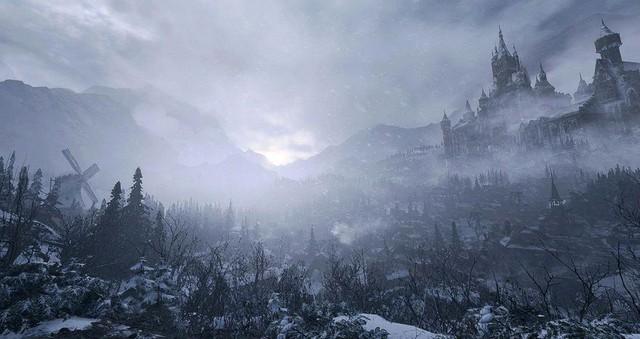 Lộ bản đồ cực kỳ rộng lớn của Resident Evil 8 với rất nhiều ngôi làng, lâu đài bí ẩn - Ảnh 2.