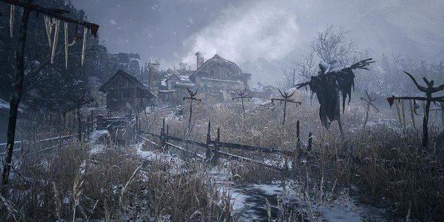 Lộ bản đồ cực kỳ rộng lớn của Resident Evil 8 với rất nhiều ngôi làng, lâu đài bí ẩn - Ảnh 4.