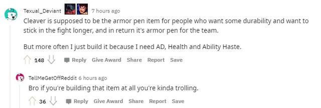 LMHT: Game thủ khẩn thiết yêu cầu Riot chỉnh sửa Rìu Đen vì item này đang quá phế - Ảnh 4.
