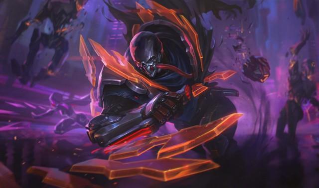 Ra mắt gần hai năm, skin Pyke Siêu Phẩm của LMHT bất ngờ bị game thủ tố cáo đạo nhái, ăn cắp - Ảnh 1.