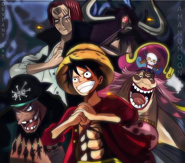 One Piece: Thế giới sẽ ra sao sau khi Luffy và các đồng minh hạ gục 2 Tứ Hoàng cùng lúc? - Ảnh 1.