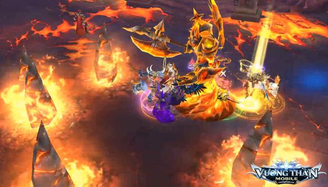 Vương Thần Mobile - Vị Vua mới của dòng game thần thoại Châu Âu mở đăng ký trước, tặng gamer VIP 10 làm quà - Ảnh 4.
