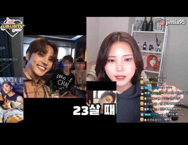 Nữ streamer xứ Hàn tiết lộ hình ảnh thời còn trẻ, cô gái nào nhìn cũng muốn rụng trứng - Ảnh 3.